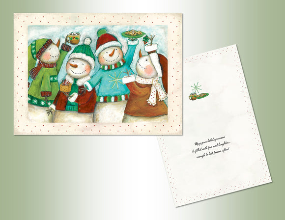 Snowman Friends - Exceptional Value