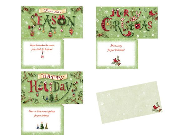 Seasonal Expressions - Money Gift Card Holder