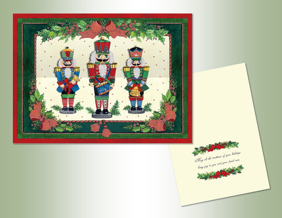 Nutcrackers - Die Cut Collection