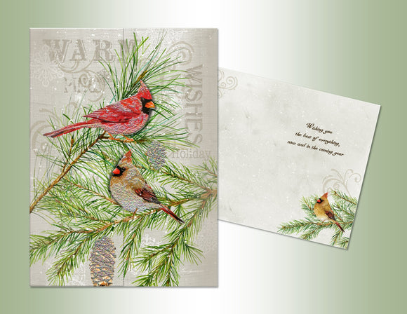 Cardinals - Die Cut Collection