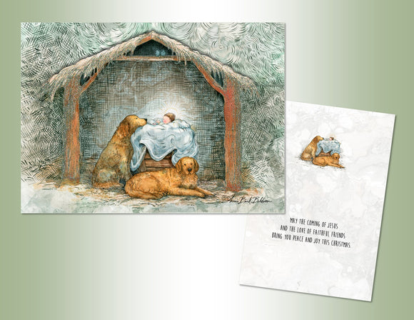 Baby Jesus - Die Cut Collection