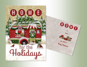 Home for the Holidays - Die Cut Collection
