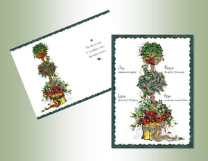 Topiary - Die Cut Collection