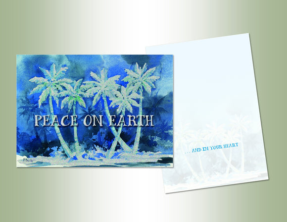 Peace On Earth - Deluxe Glitter