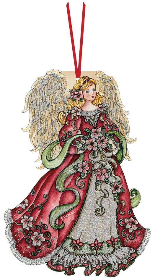 Angel - Ornament Card
