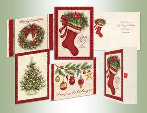 Symbols of the Season - Assorted Keepsake