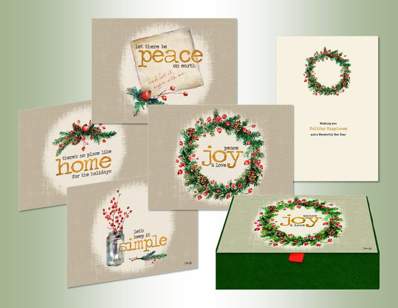 Simply Christmas - Assorted Keepsake