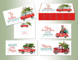 Christmas Wheels - Long Assorted Keepsake