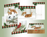 Woodland Lodge - Assorted Keepsake