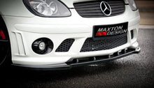 Laden Sie das Bild in den Galerie-Viewer, Maxton Design Front Stoßstange MERCEDES SLK R170 AMG204 LOOK