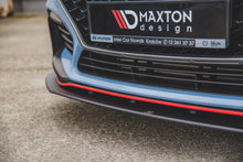 Laden Sie das Bild in den Galerie-Viewer, Maxton Design Robuste Racing Splitter Hyundai I30 N Mk3 Hatchback / Fastback
