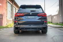 Laden Sie das Bild in den Galerie-Viewer, Maxton Design Spoiler CAP passend für BMW X5 G05 M Paket Carbon Look