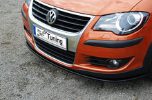 Laden Sie das Bild in den Galerie-Viewer, Ingo Noak Cup Frontspoilerlippe , Modell Cross Touran für VW Touran Facelift, 1T, GP