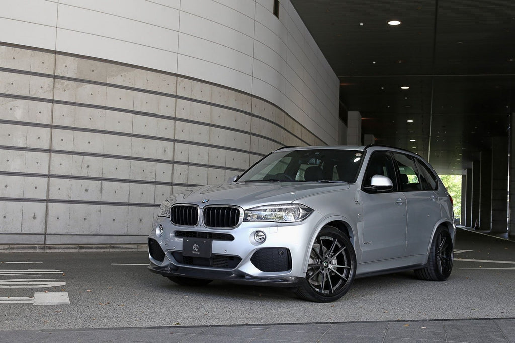 3DDesign BMW F15 X5 M-Paket Carbon Frontlippe