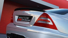 Laden Sie das Bild in den Galerie-Viewer, Maxton Design Heckspoiler MERCEDES C W203 < AMG 204 LOOK>