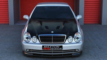 Laden Sie das Bild in den Galerie-Viewer, Maxton Design Motorhaube MERCEDES CLK W208 AMG LOOK