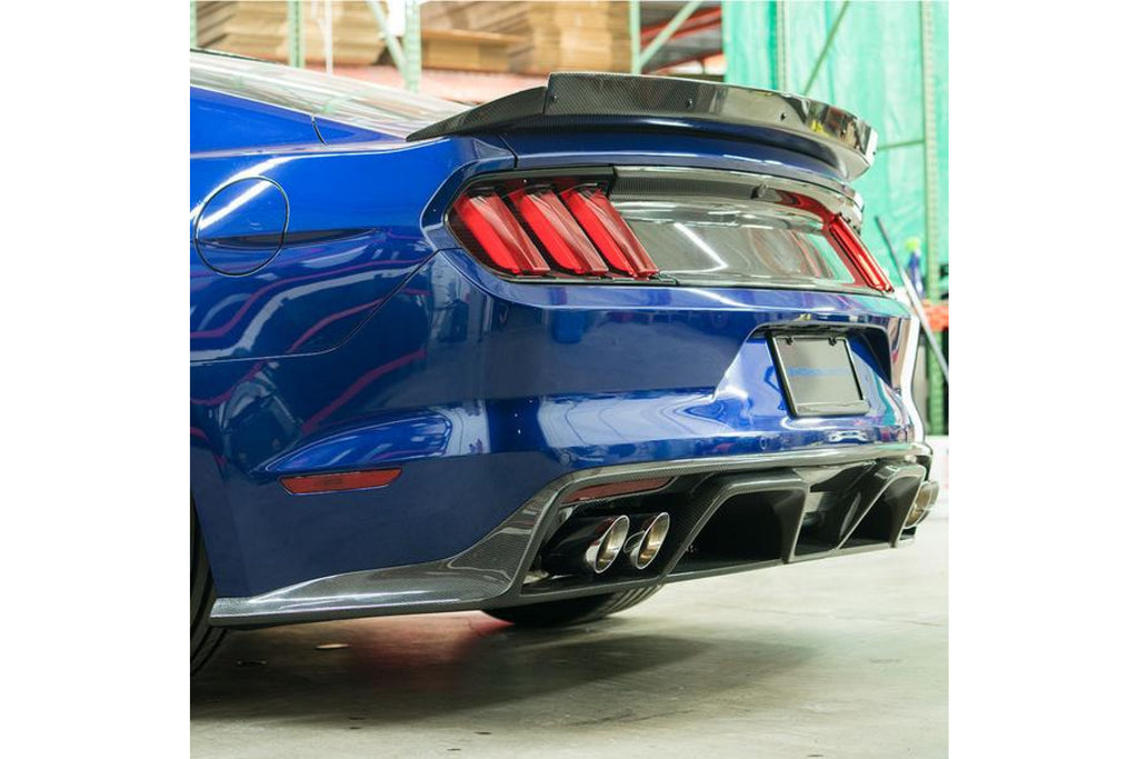 Anderson Composites Carbon Diffusor für Ford Mustang - GT350
