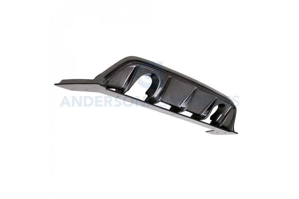 Anderson Composites Carbon Diffusor für Ford Focus RS