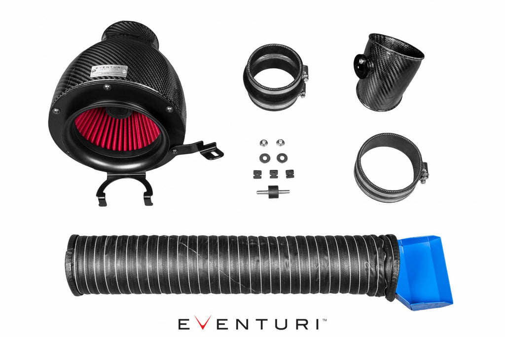 Eventuri Carbon Ansaugsystem für Ford Focus RS - Carbon