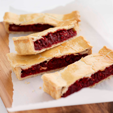 Borsch-in-a-pie