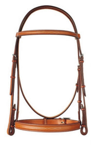 Edgewood Fancy Stitched Hunter Bridle