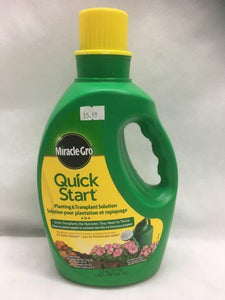 Miracle Gro Quick Start 4-12-4