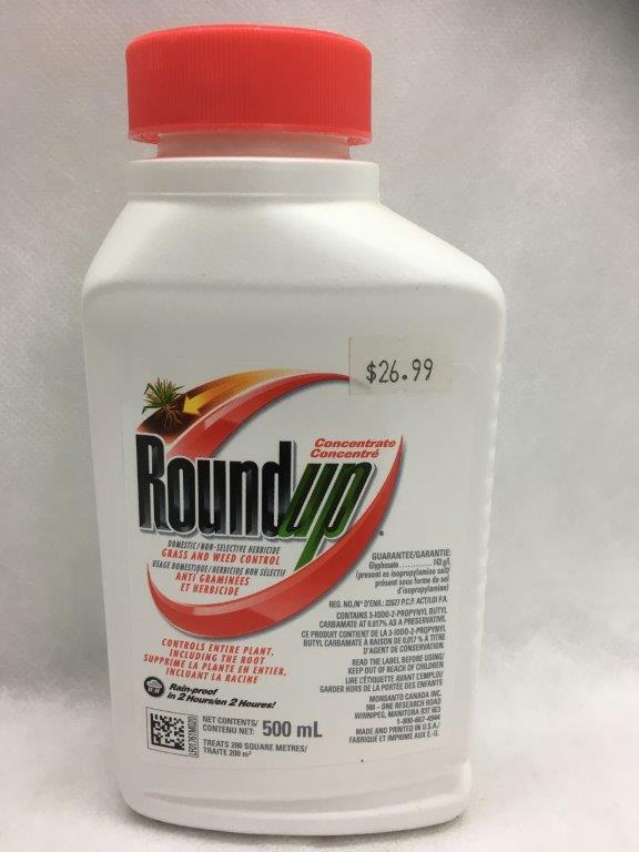 Round Up Concentrate