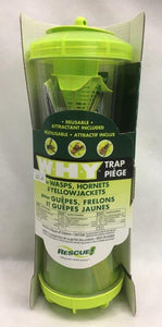 Why Trap Reusable (Wasps/Hornets)