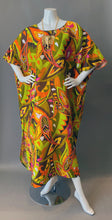 Load image into Gallery viewer, O'pell Stunning Mod Print Tunic Caftan