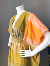 Load image into Gallery viewer, O'pell Tequila Sunrise Long Torso Caftan