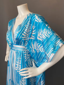 O'pell Swimming Pool Chic Short Torso Narrow Caftan