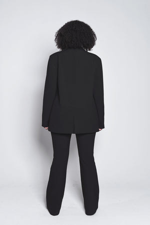 OVERSIZED BLAZER - black