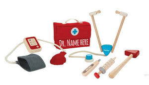 Personalized Doctor Play Set