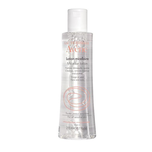 Avene Micellar Lotion Cleanser and Make-up Remover Medium