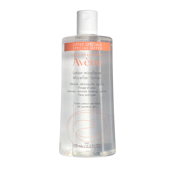Avene Micellar Lotion Cleanser and Make-up Remover Large