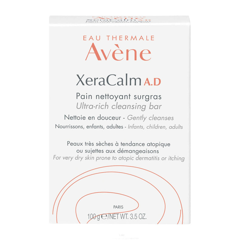 Avene Xeracalm A.D Ultra-Rich Cleansing Bar