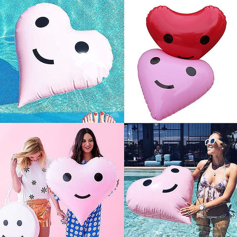 heart Pool Toys
