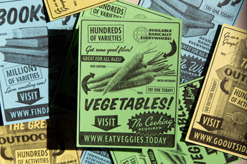 Vintage Ad – Vegetables