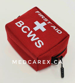 The SIDEKICK First Aid Kit - A small personal kit made in British Columbia for those who work and live outdoors.