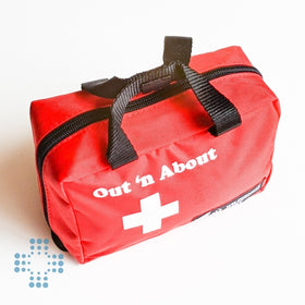 WorksafeBC (WCB) Basic First Aid Kit - Out and about Basic BC Kit
