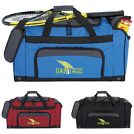 Sport Duffel with Bungee cord