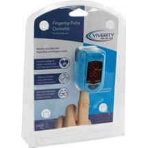 Pulse oximeter finger spot check