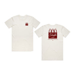 Six Pack Tee / Vintage White