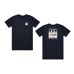 Six Pack Tee / Black