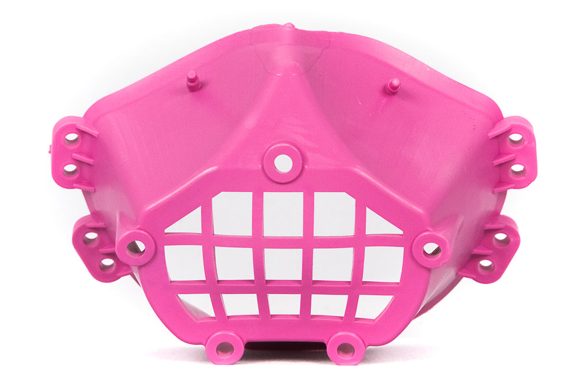 Aspen Air Pro - PINK Reusable PRF  - Front View without filter