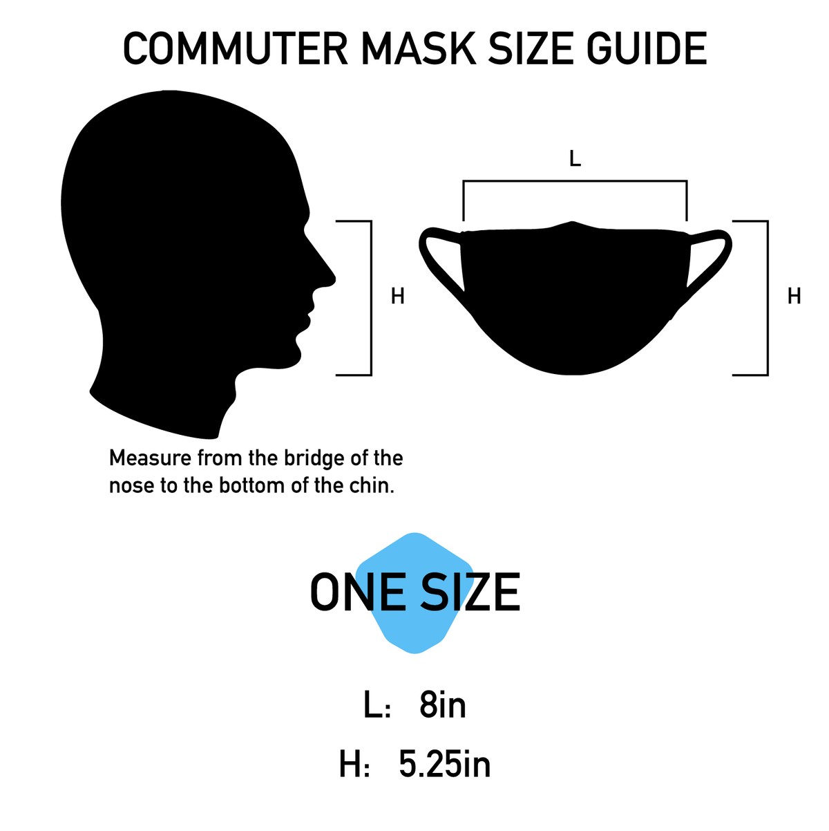Commuter Face Mask