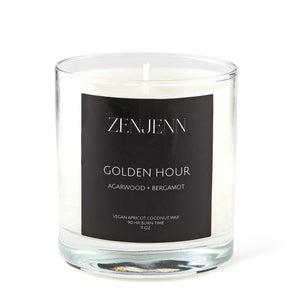 Golden Hour: Daily Ritual Candle