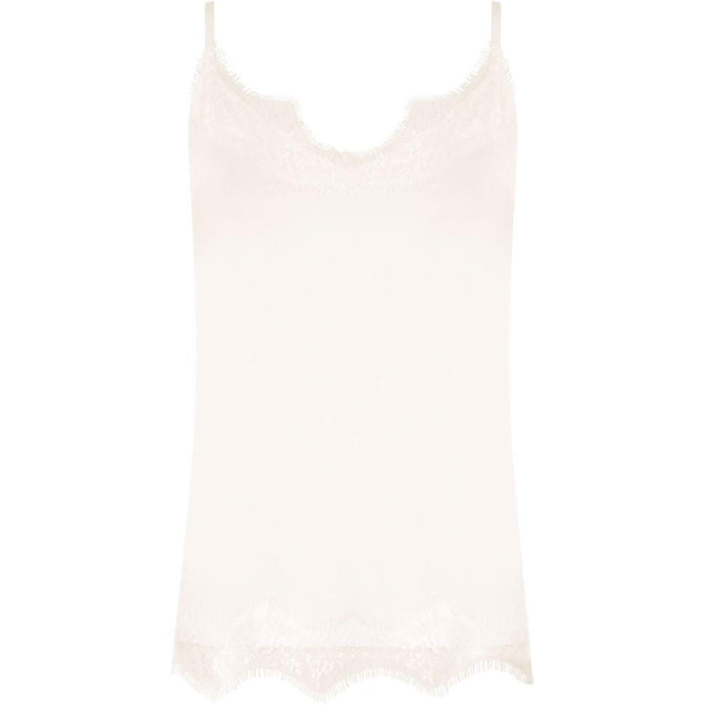 Lace Cami Top by Coster Copenhagen