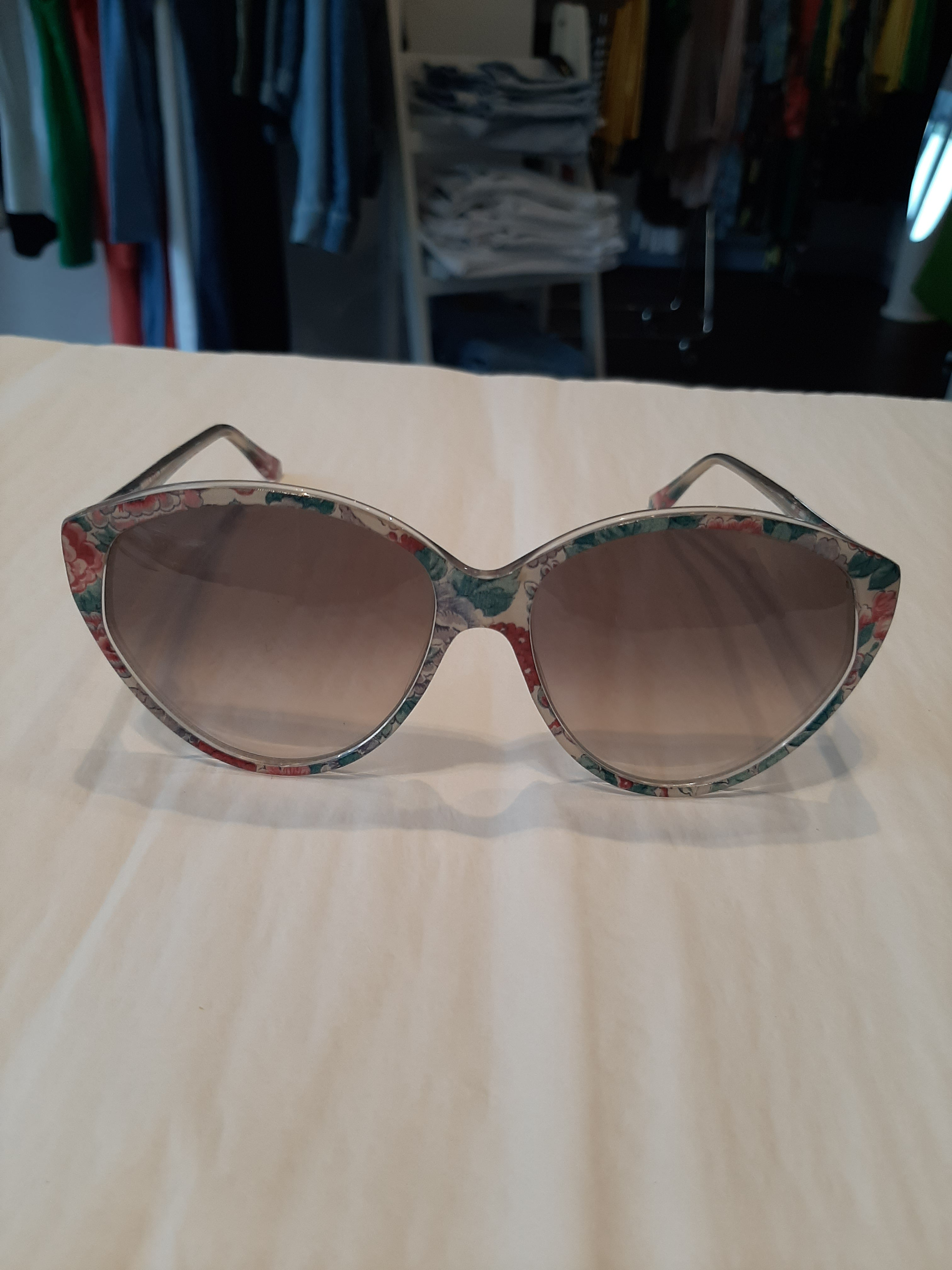 Vintage 1980s Liberty of London Sunglasses by Lunettes London