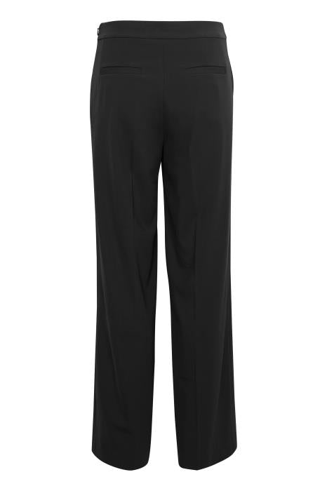 Black Edda Trousers by Part Two